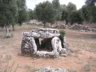 dolmen Salento